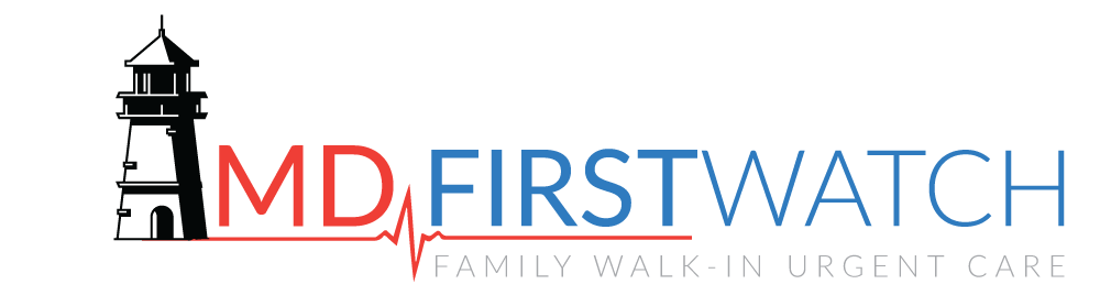 MD First Watch Logo urgent care in Keller TX